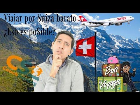 Suiza un país muy barato! - CristiamCat * Aventuras!