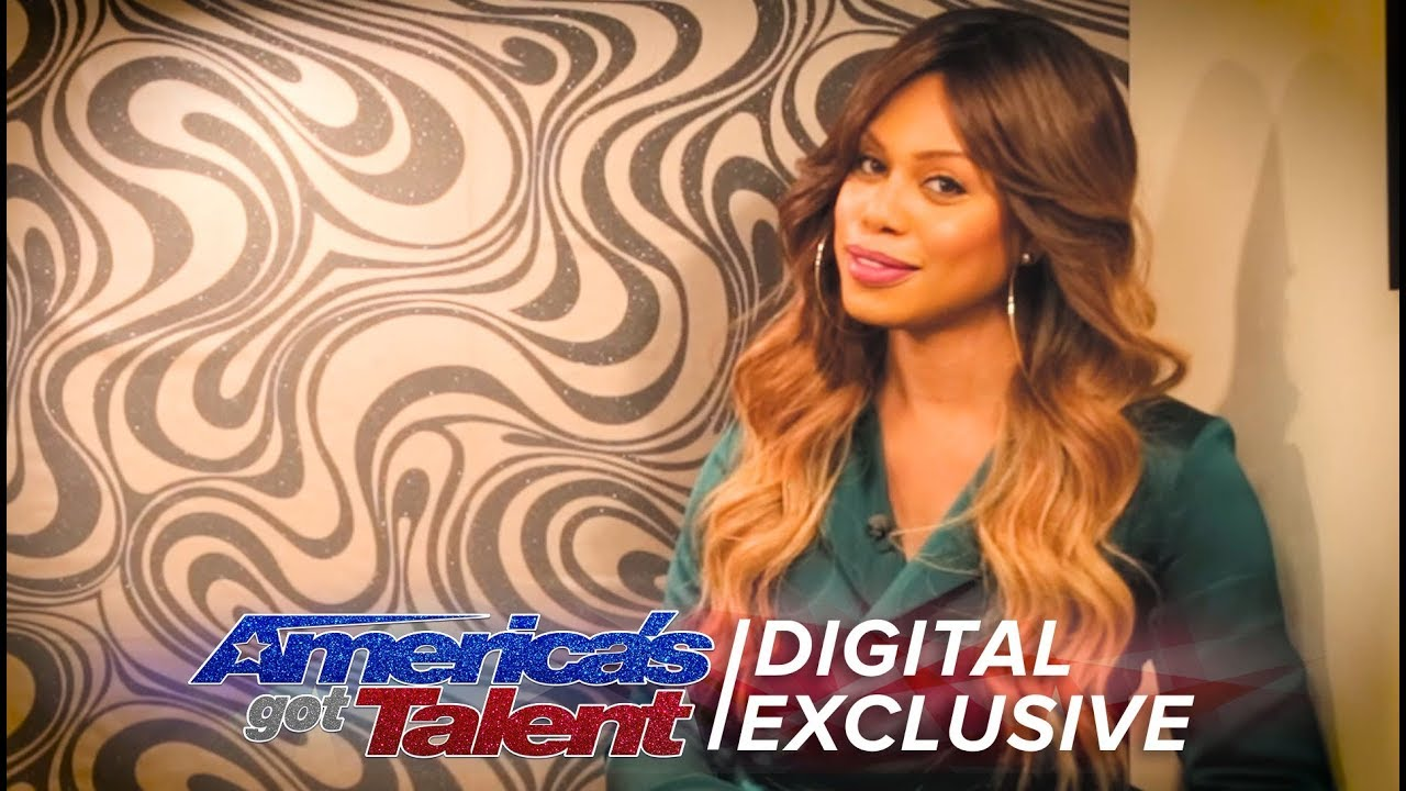 Americas got talent 2017 whitney houston - Word Association With Laverne Cox America S Got Talent 2017 Extra