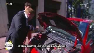 Démo : les vérifications à faire avant d'acheter une voiture d'occasion