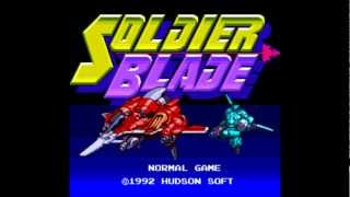 Soldier Blade music OST - Operation 6