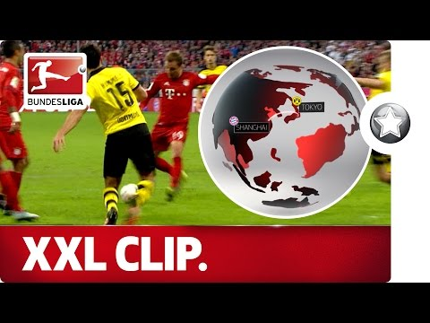Special: FC Bayern München vs. Borussia Dortmund - Der 'Klassiker' Around the World