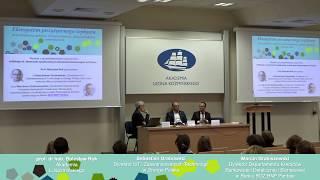 """Konferencja """"Ekosystem pozytywnego wpływu""""- Refleksje nt. ekonomii społecznej w otoczeniu biznesowym"""