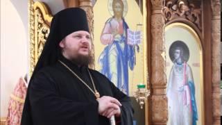 Проповедь епископа Ферапонта в Никольском храме с  Сунгурово  10 мая 2014г(, 2014-08-11T07:51:13.000Z)