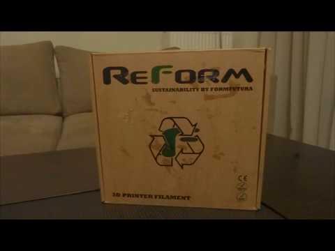 ReForm - rPLA | Formfutura review [GR]