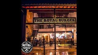 ¡En el Parche - Nos Vemos! The Royal Burger - San Antonio de Pereira