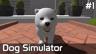 Dog Simulator Po Polsku [#1] BAWIMY się PIESKIEM