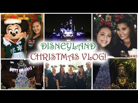 Disneyland Christmas Vlog ♡ Part 1
