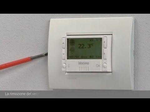 Schema Collegamento Termostato Nest : Smarther termostato connesso di bticino sostituzione di un
