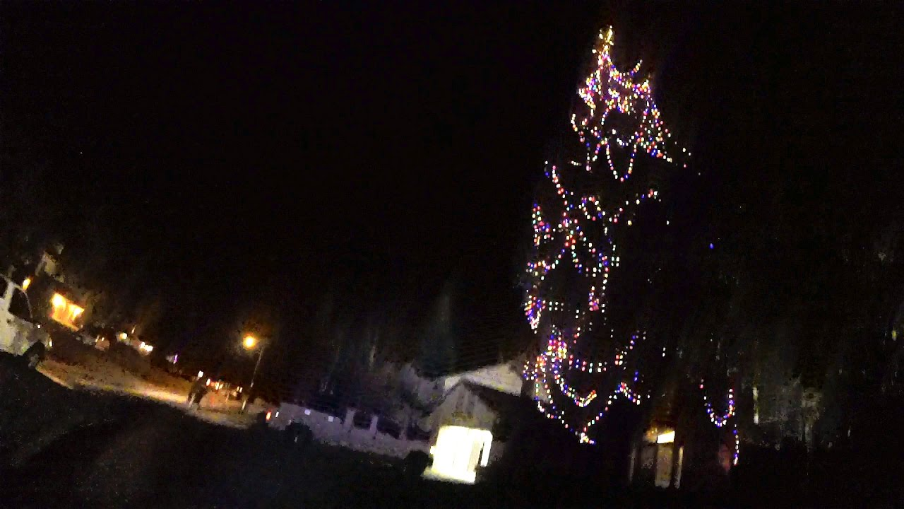 Might Be Bit Early For Holiday Lights >> Christmas Came A Bit Early Night Ride Past Life Pro Cycling Youtube