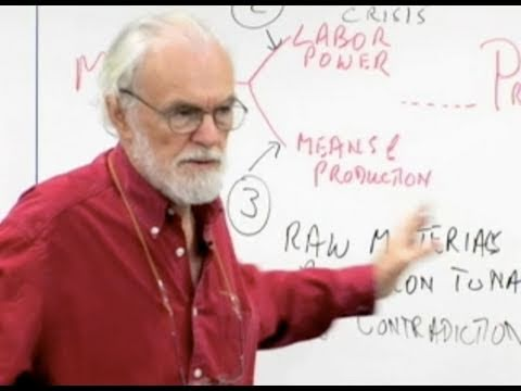 Class 13 Reading Marx's Capital Vol I with David Harvey