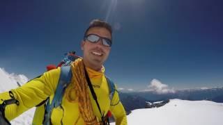 Breithorn, 4164m (Alpes 2016)