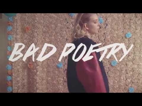 BAD POETRY - OFFICIAL MUSIC VIDEO - MEGAN NASH