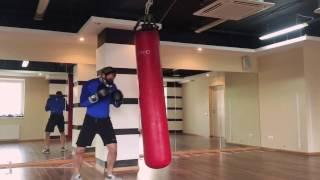 Рамиз Мамедов.Бокс,спорт мотивация ,тренировка,бой стенью,спорт,кикбоксинг,мма,UFC,бой без правил