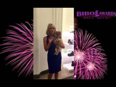Laura Martella Acceptance BIBO Awards Los Angeles 2015