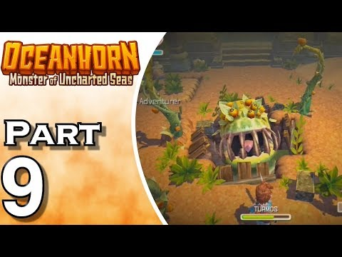 Let's Play Oceanhorn (Gameplay + Walkthrough) Part 9 - Turmos Boss