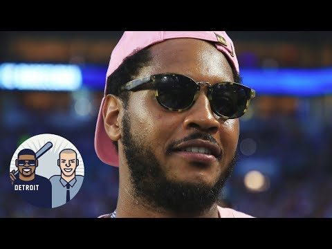 Knicks Signing Michael Beasley Foreshadow Carmelo Anthony Trade? | Jalen & Jacoby | ESPN