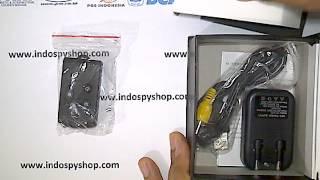 Jual spycam remote mobil HD