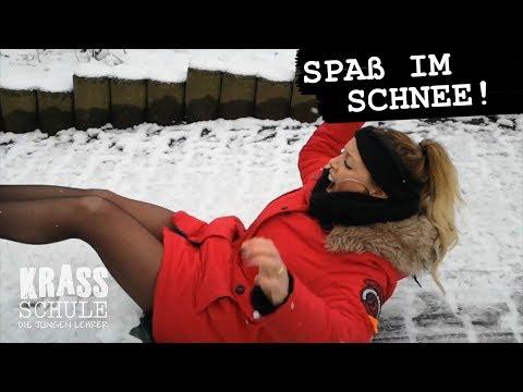 Spaß im Schnee | Krass Schule