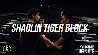 SHAOLIN TIGER BLOCK | P3MA Quick Tip #5