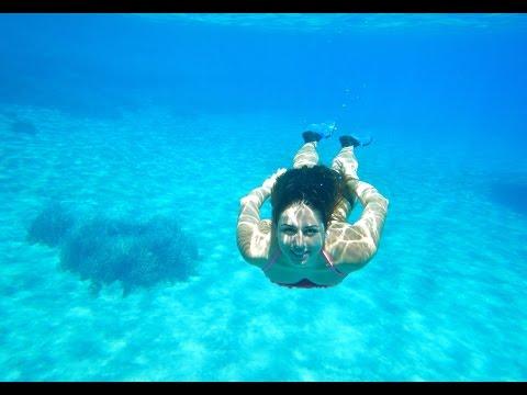BAHAMAS Half Moon Cay - TRAVEL Vlog