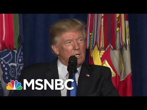 Thumbnail: President Donald Trump Changes Tone For A Moment, Calls For Unity | Morning Joe | MSNBC
