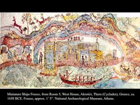 Evoy's AP Art History Lectures: Minoan Art