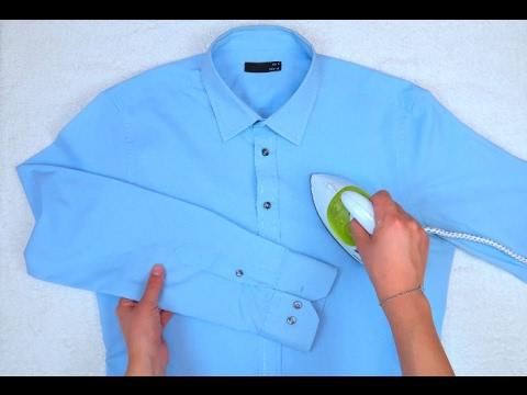Come Piegare Una Camicia Stirata.Come Stirare Una Camicia In Pochi Minuti Ecco Il Metodo Da Seguire