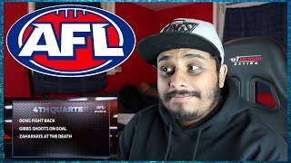 Reaction to AFL: Carlton v Essendon 2013 & More
