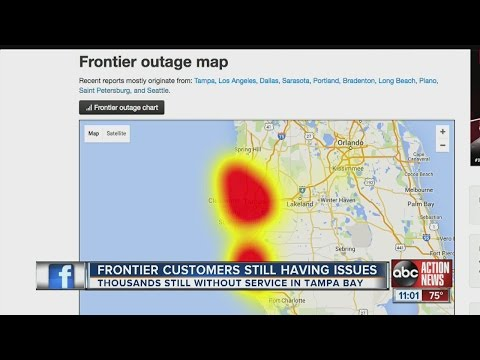 Verizon to Frontier Communications switch leaves customers in the dark