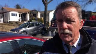 Woman dies in fire in south St. Louis
