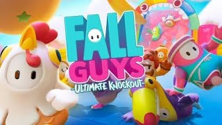 Fall Guys: Ultimate Knockout primera vez jugando 🧚‍♀️