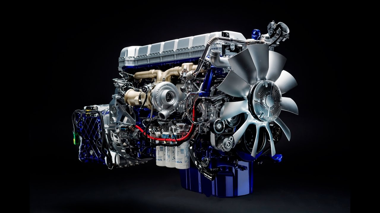 Volvo Trucks The Hard Facts Behind Volvo Trucks Unique Fuel Saving Powertrain