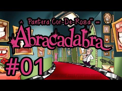 A Pantera Cor De Rosa Em Abracadabra 1 O Inicio Comeco Em