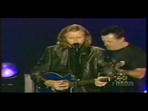 Bee Gees - Live In Sydney ONO 1999 - To Love Somebody