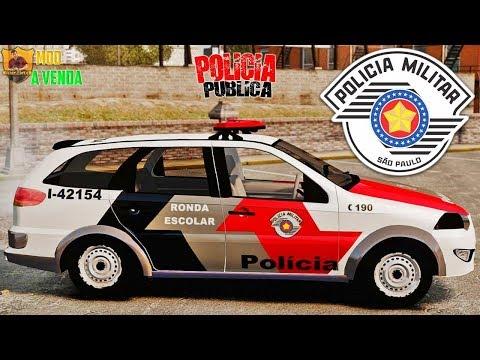 MTA-SA SCRIPT POLICIA-PUBLICA + PRENDER (DESCOMPILADO)