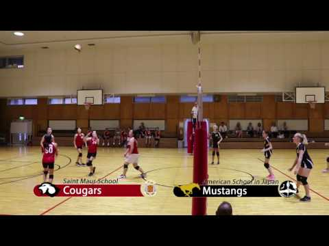 Game 1b - ASIJ Loss - St Maur Win