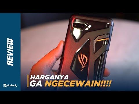 Harga ASUS ROG Phone 2 Indonesia, RESMI!