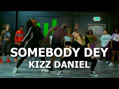 Kizz Daniel - Somebody Dey Ft. DJ Xclusive, Demmie Vee | Meka Oku Choreography