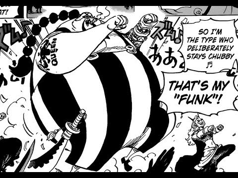 Live Reaction One Piece Chapter 935 - QUEEN THE PLAGUE ...