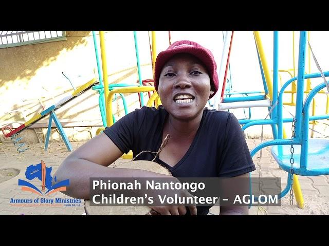 How Volunteer Phiona Nantongo is Impacting Children's Lives at AGLOM