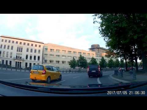 Driving in Berlin: Westend (Olympic Stadium) - Schönefeld 31km