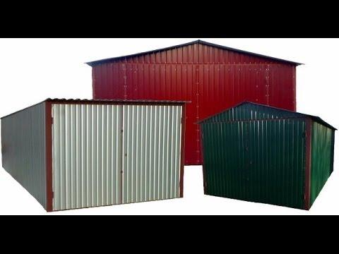 Купить металлический гараж, металлический гараж Кривой Рог