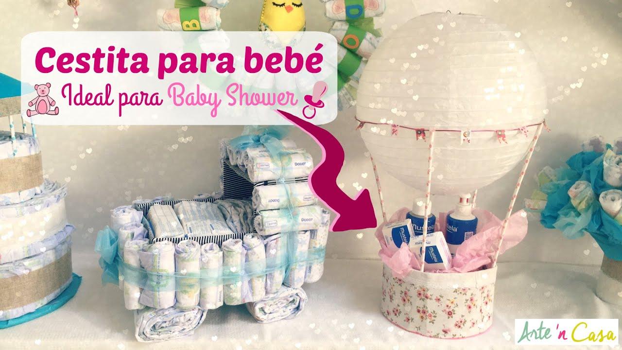 Cestas De Bebe Nina.How To Make A Budget Baby Shower Basket