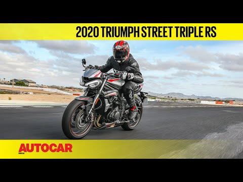 2020 Triumph Street Triple RS Review | Test Ride | Autocar India