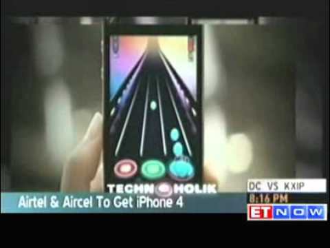 Bharti Airtel, Aircel set to launch iPhone 4 in India