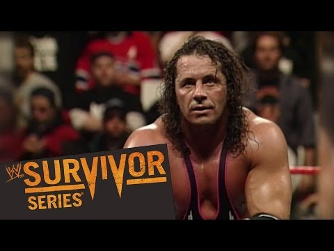 "The ""Incident"" in Montreal - Survivor Series"