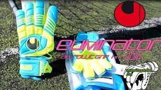 Keeper Spirit [ Test #12 ] - Uhlsport Eliminator HN 2014 [HD720p]