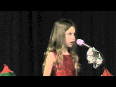 Boca Raton Charter School - MIa - I want to be an elf