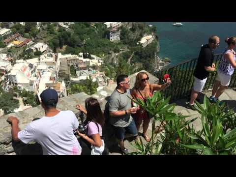 Shore excursions From the Cruise port of Naples to Pompeii Sorrento and Amalfi Coast drive