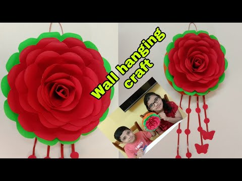 wall-hanging-craft-/-paper-craft-/wall-hanging-ideas-/-origami-craft